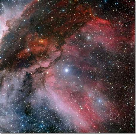 WR 22 (Foto: ESO)
