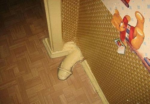 floor dick