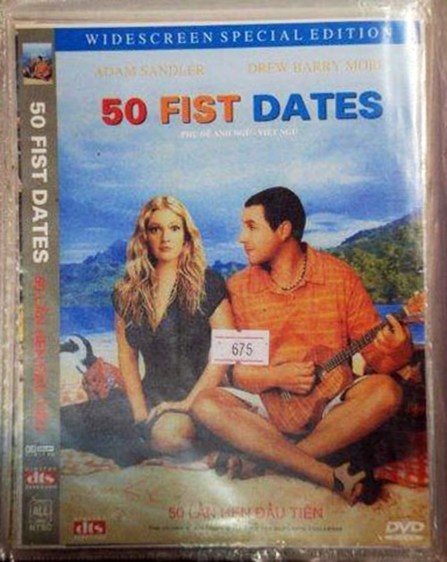 epic fail photos - Bootleg DVD Fail