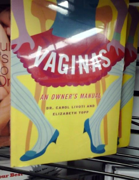 Vaginas Manual