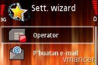 setting wizzard-ganti operator-vmancer