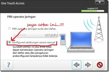 nokia - one touch access - vmancer - 2