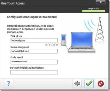 nokia - one touch access - vmancer