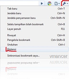 google chrome-extension-internet browser-vmancer-1