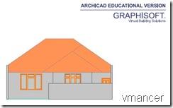 hasil gambar ArchiCad 12 edu version