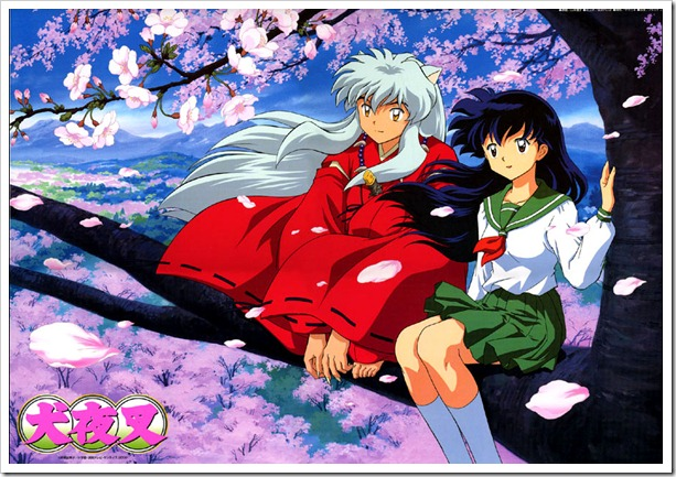 Inuyasha-and-kagome-