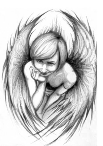 cool angel wings tattoo art gallery is a very good image with a new