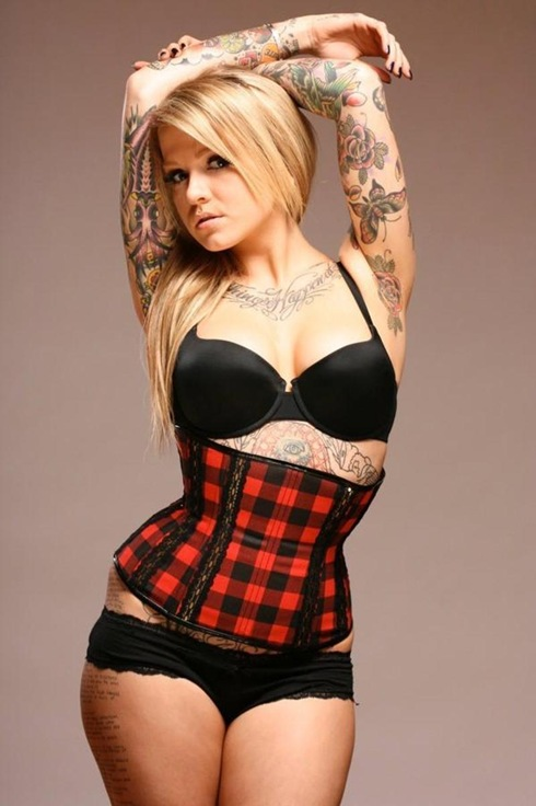 beautiful women and tattoos3