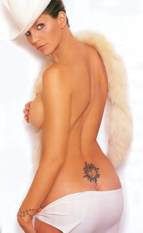 tattoo on the bodies of beautiful women 2