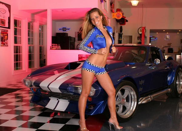 beautiful women and fast cars 4
