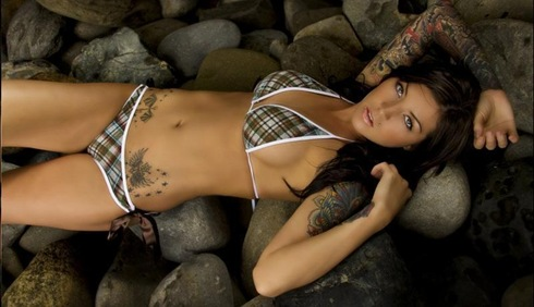 beautiful tattooed women 5