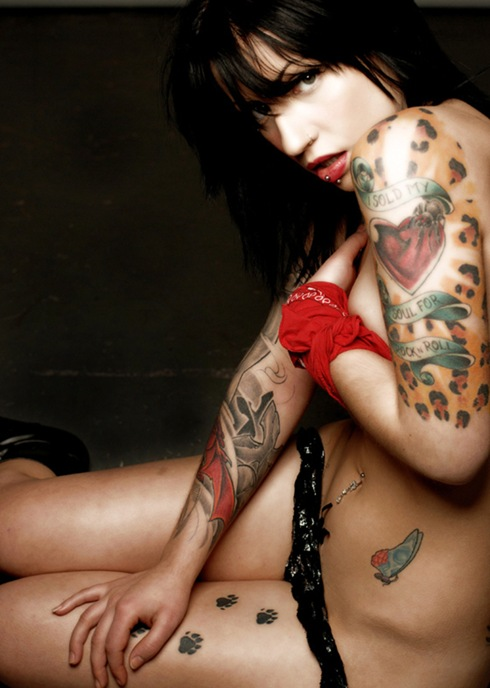 hot tattooed women.10