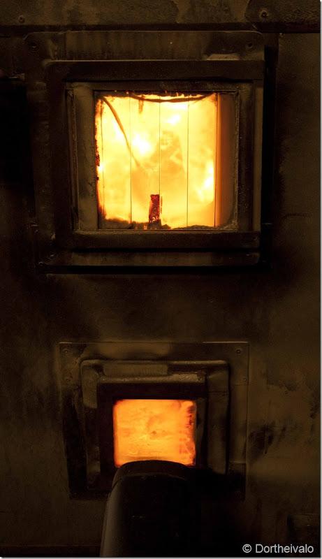 afbrænding
