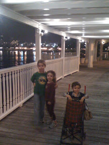 Disney World Boardwalk resort