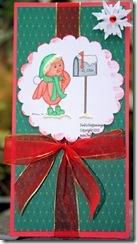 robin 12 days of Christmas