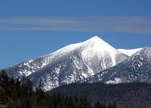 Dante's Peak : AKA Flagstaff Arizona