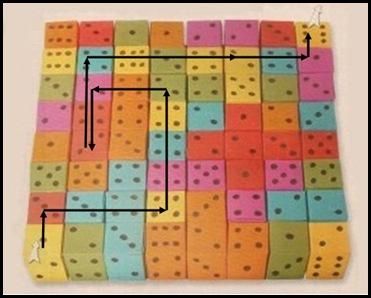 Labirinto de dados - resposta 2