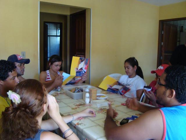 Grupo de discussão  de mídias e juventude