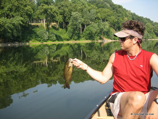 Rob Snowhite @ Potomac River, WVa