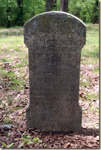 Confederate Plot 1