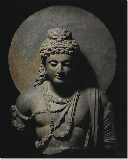 印度鞬陀邏菩薩像