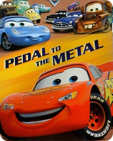 pedal-to-metal