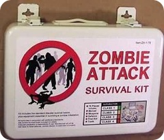 zombie attack kit