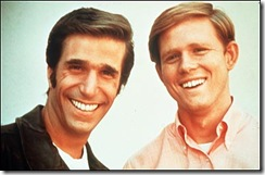 fonz and richie