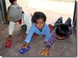 Donaciones entregadas a los niños F12