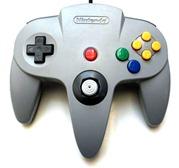 Apesar de grande, o controle do N64 se mostrava bem ergonomico e inovador - A História dos Vídeo Games - Nintendo Blast