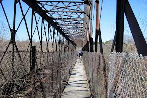 Puente hierro guadarrama