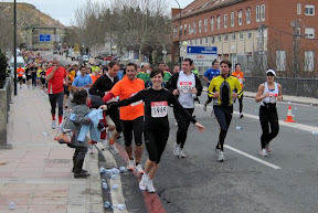 IV Media Maraton Segovia