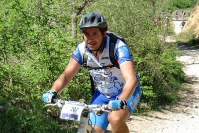 MTB Leganés en el Soplao