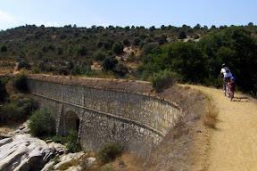 pequerutas por el canal del El Villar-Atazar