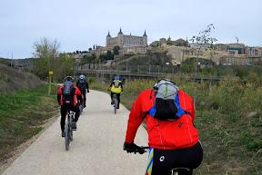 Via del Tajo de Toledo