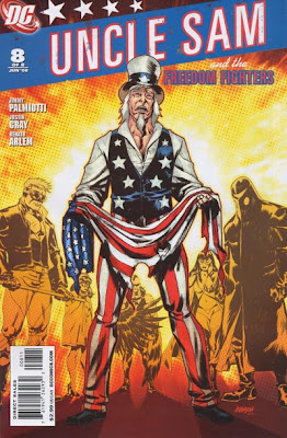 [Comics] Plagios , Homenajes o similes... UncleSamAndTheFreedomFightersVol208