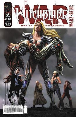 [Comics] Plagios , Homenajes o similes... Wblade128