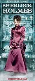 Rachel McAdams as Irene Adler