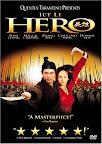 Hero starring Jet Li