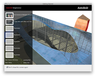 AutoCAD for Mac 5