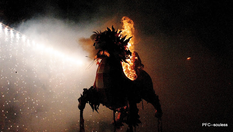 2010 保生文化祭--傷眼的偽底片版(追加煙火一張)