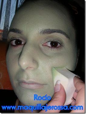 Como hacer un maquillaje de bruja mala paso a paso