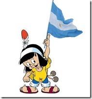 patoruzito-con-bandera