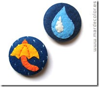 manualidades broches en fieltro (5)