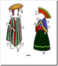 Molde PERU