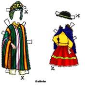 Molde BOLIVIA