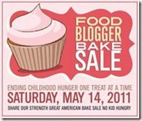 2nd annual food blogger bake sale