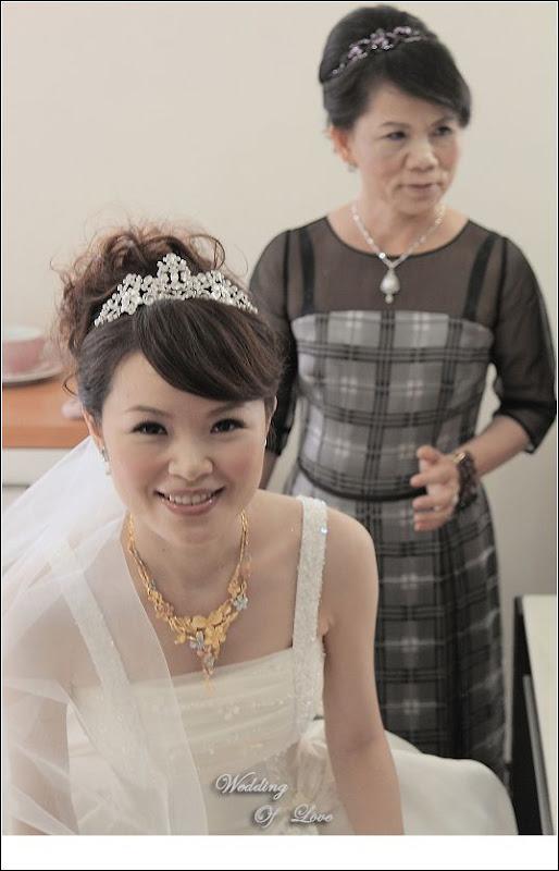 朋友的甜蜜婚禮
