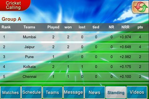 CricketCalling HD