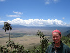 Ngorongoro Crater Lookout